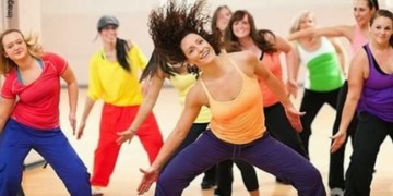 Dançando-zumba
